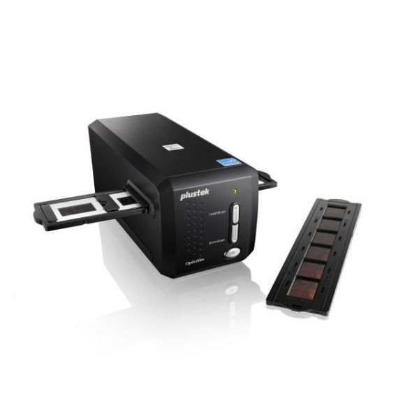 Plustek OpticFilm 8200i Ai Film Scanner - 7200 dpi Optical