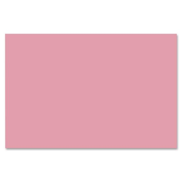 Nature Saver Pink Construction Paper