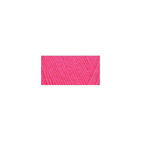 Red Heart Comfort Sport Yarn - Hot Pink