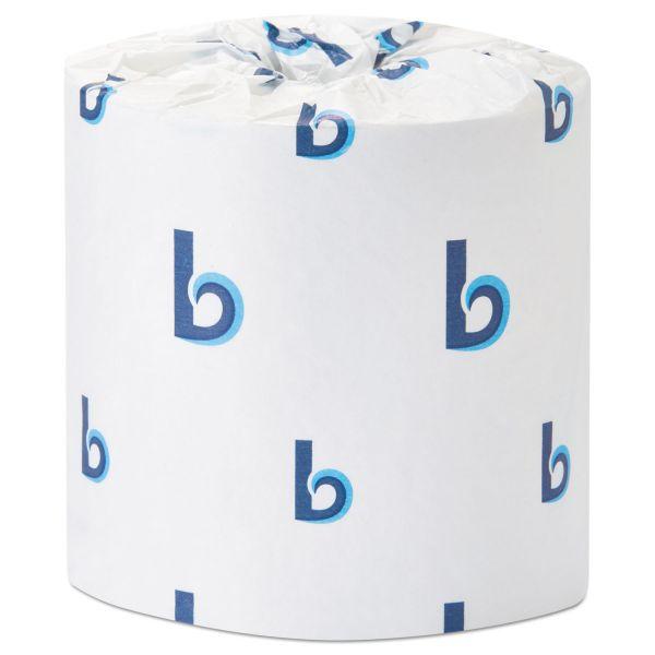 Boardwalk Office Packs Standard 1 Ply Toilet Paper