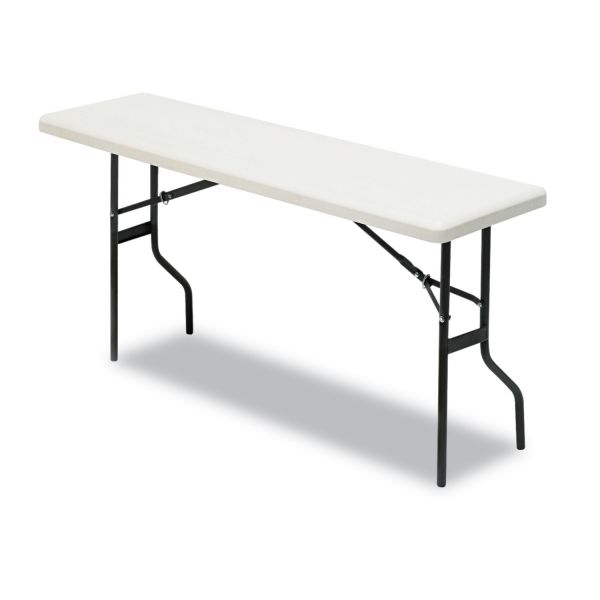 Iceberg IndestrucTable Too 1200 Series Rectangular Folding Table