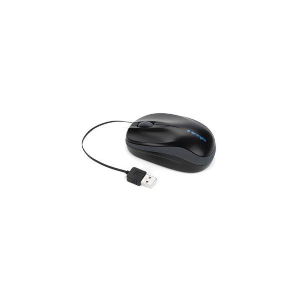 Kensington Pro Fit 72339 Retractable Mobile Mouse