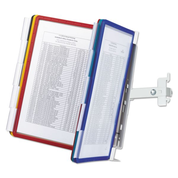 Durable Sherpa Panel Bracket Reference System