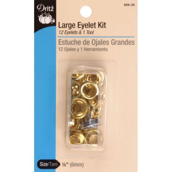 Large Eyelet Kit