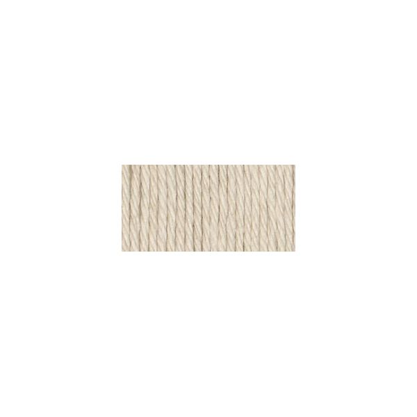 Lily Sugar'n Cream Super Size Yarn - Ecru