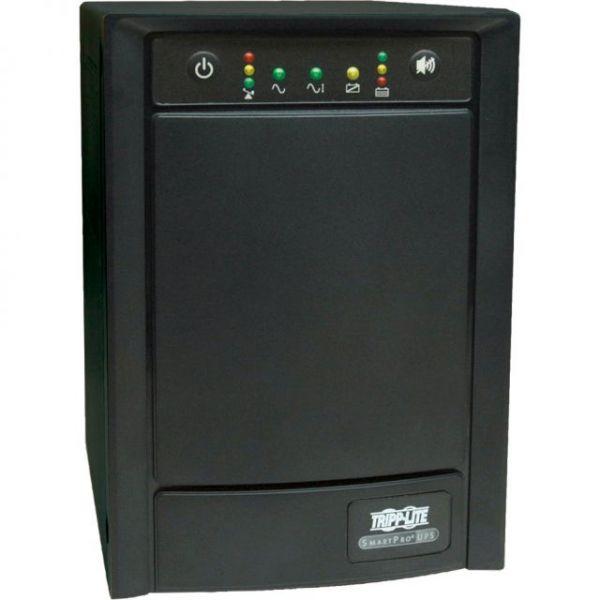 Tripp Lite UPS Smart 750VA 500W Tower AVR 100/110/120V Pure Sign Wave USB DB9 SNMP RJ45