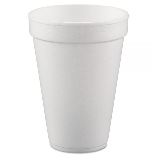 Dart 10 oz Foam Cups