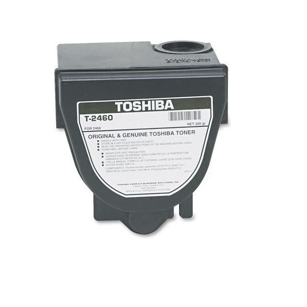 Toshiba T-2460 Black Toner Cartridge