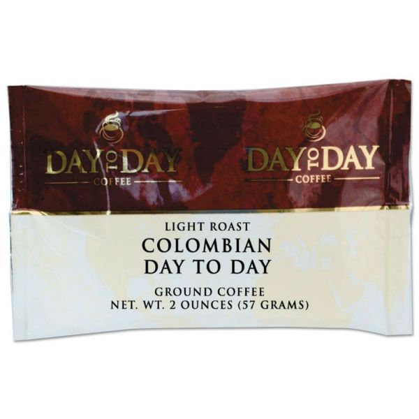 Day to Day Coffee 100% Pure Coffee Fraction Packs