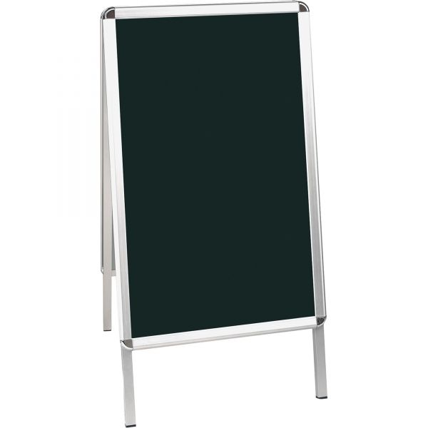 MasterVision Wet-Erase Sign Board
