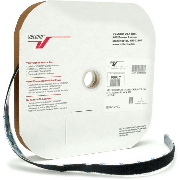 """VELCRO(R) Brand STICKY Back Hook Tape 3/4""""X75'"""
