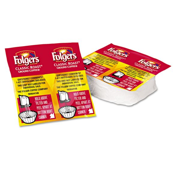 Folgers Premeasured Coffee Packs
