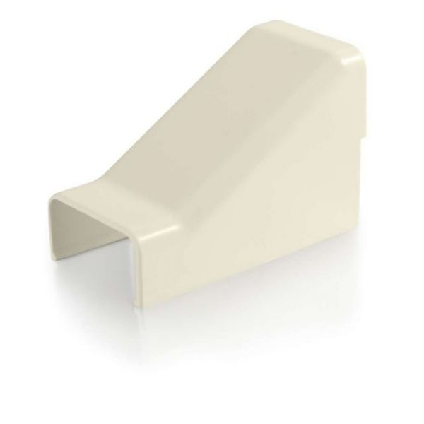 C2G Wiremold Uniduct 2900 Drop Ceiling Connector - Ivory