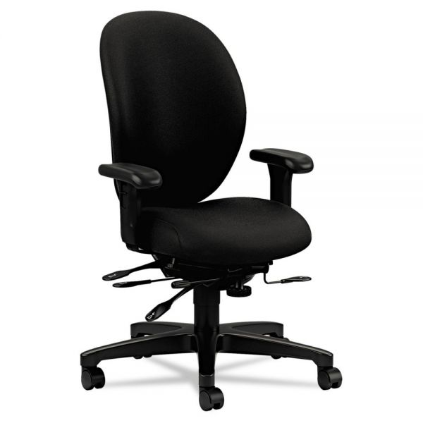 HON Unanimous 7608 Series High-Back Executive Office Chair