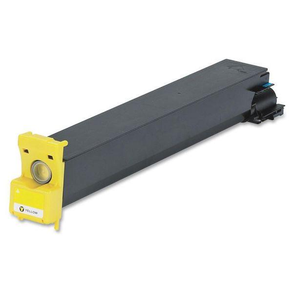 Katun Remanufactured Konica Minolta 8938-702 Yellow Toner Cartridge