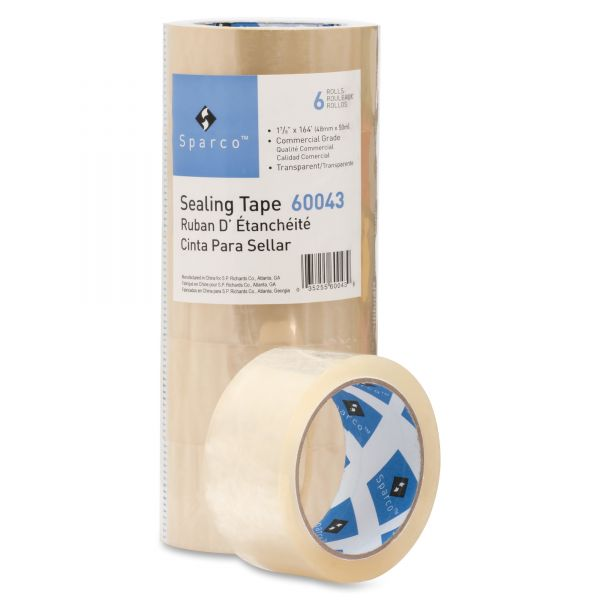 """Sparco Strong 2"""" Packing Tape"""