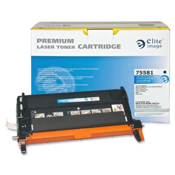 Elite Image Remanufactured Dell 310-8395 Toner Cartridge