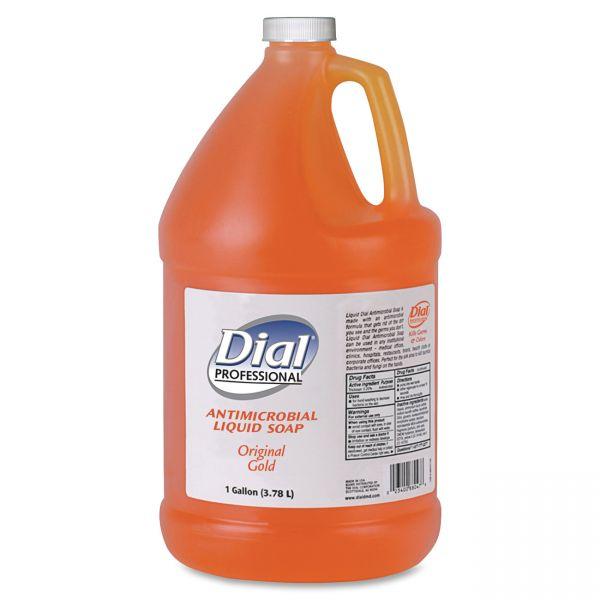 Dial Gold Antimicrobial Liquid Hand Soap Refills