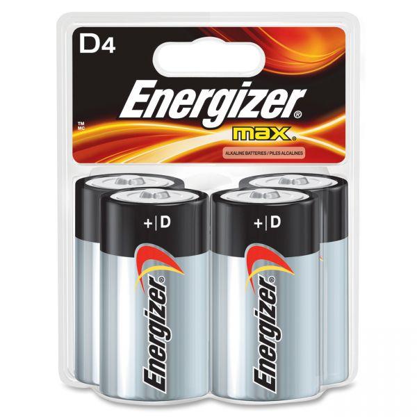 Energizer MAX D Batteries