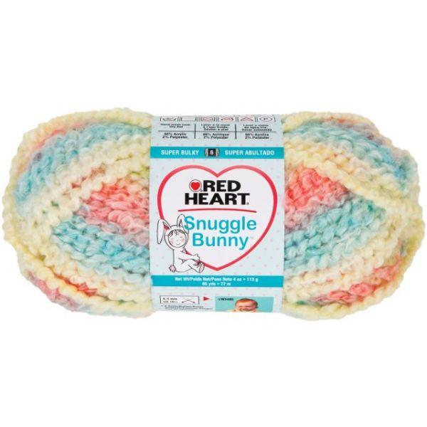 Red Heart Snuggle Bunny Yarn