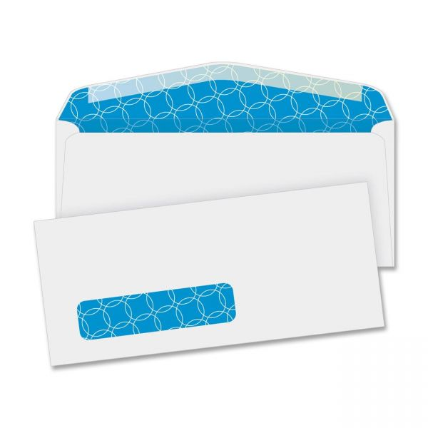 Quality Park Window Business Envelopes
