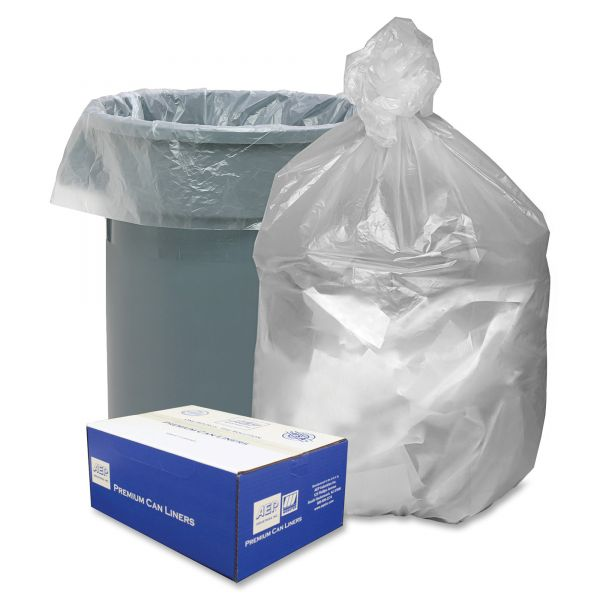 Webster Good'nTuff 60 Gallon Trash Bags
