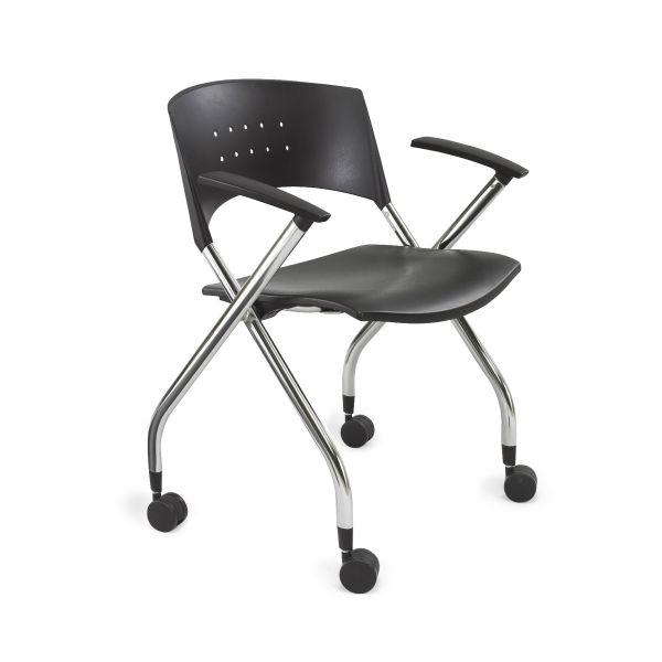 Safco XTC Plastic Folding Chairs