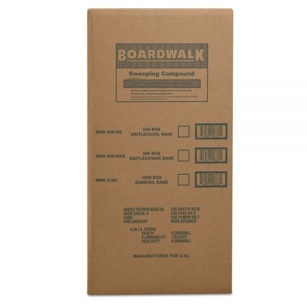 Boardwalk Oil-Based Sweeping Compound