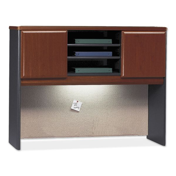 "bbf Series A 48"" Hutch by Bush Furniture"