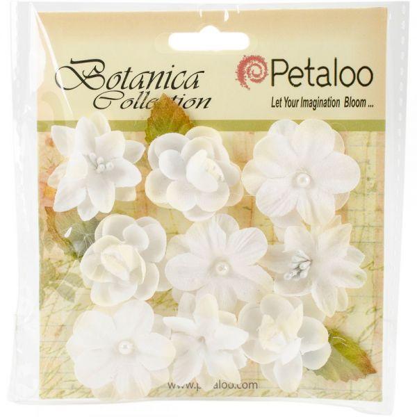 """Botanica Baby Blooms 1.25"""" 9/Pkg"""