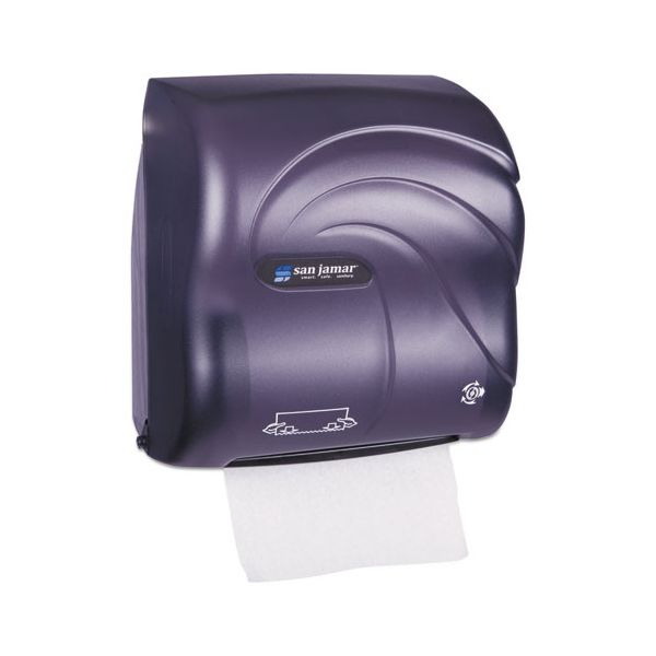 San Jamar Mechanical Hands-Free Paper Towel Dispenser