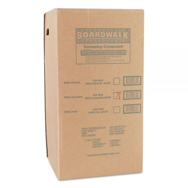 Boardwalk Wax Base Sweeping Compound