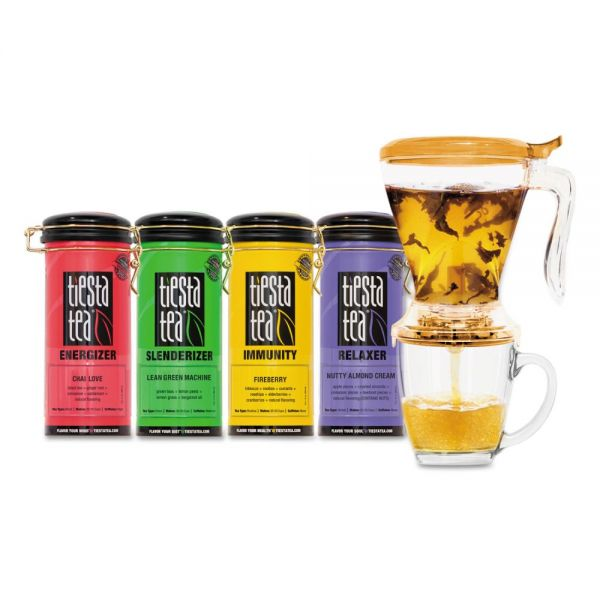 Tiesta Loose Leaf Tea Starter Kit