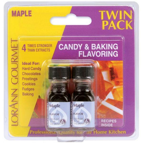 Candy & Baking Flavoring .125oz Bottle 2/Pkg
