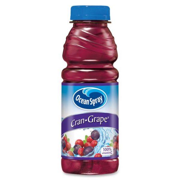Ocean Spray Pepsico Cran-Grape Juice Drink