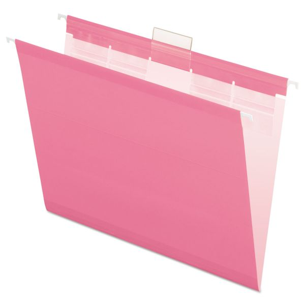 Pendaflex Ready-Tab Breast Cancer Awareness Hanging File Folder
