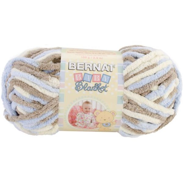 Bernat Baby Blanket Yarn - Little Cosmos