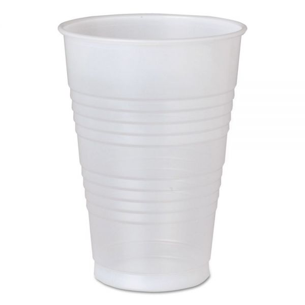 SOLO Cup Company Galaxy 16 oz Plastic Cold Cups