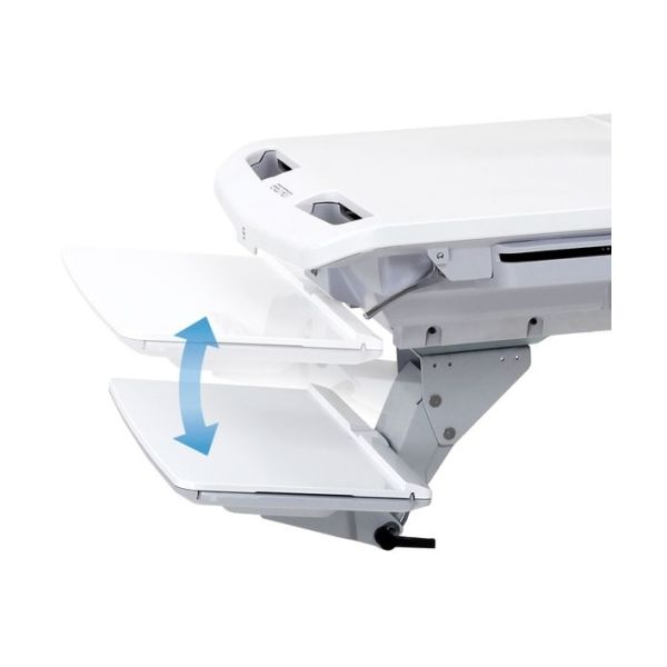 Ergotron Mounting Arm for Keyboard, Cart