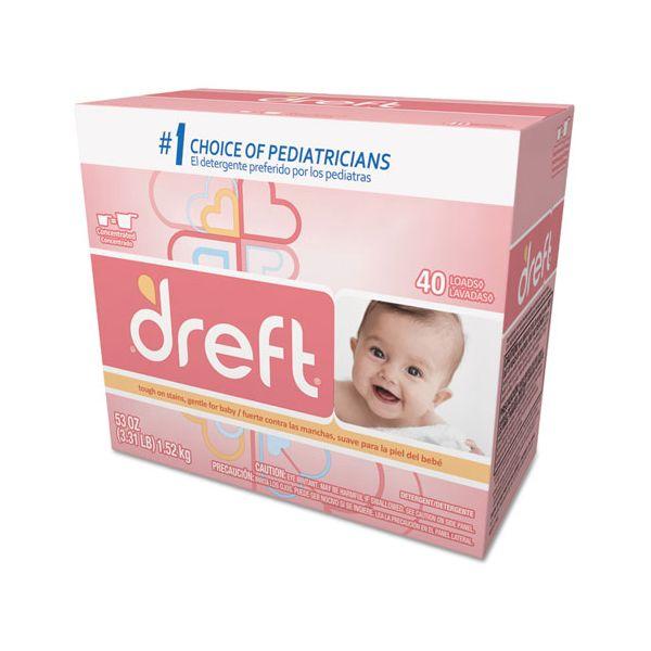 Dreft Ultra Powdered Laundry Detergent