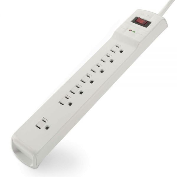 Belkin 7-Outlet Surge Protector with 6-foot Power Cord