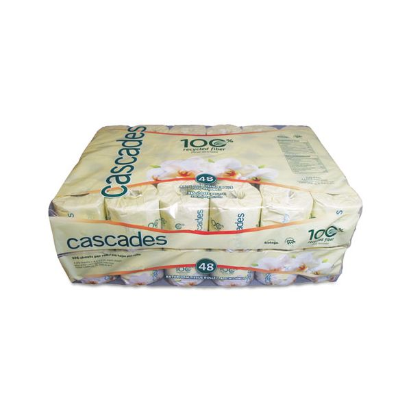 Cascades Standard 2 Ply Toilet Paper