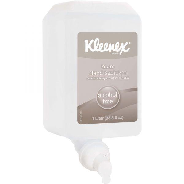 Kleenex Alcohol-Free Foam Hand Sanitizer Refills