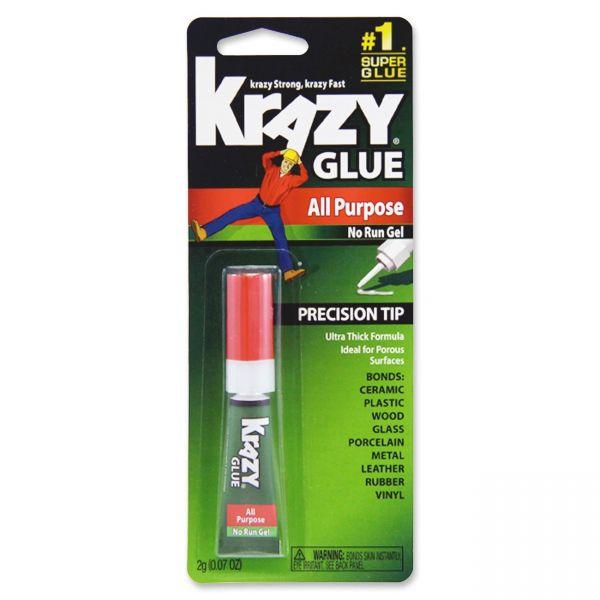 Krazy Glue All Purpose No Run Gel Crazy Glue