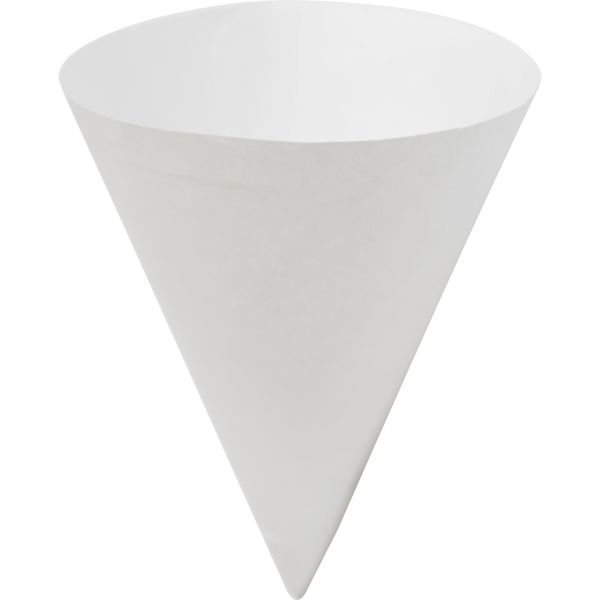MDM Straight-Edge Paper Cone Cups