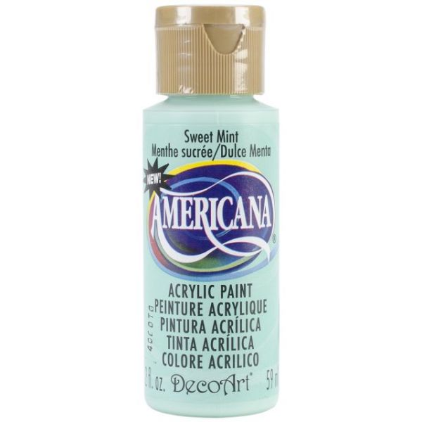 Deco Art Americana Sweet Mint Acrylic Paint
