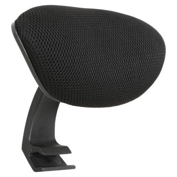 Lorell Mid-back Chair Mesh Headrest