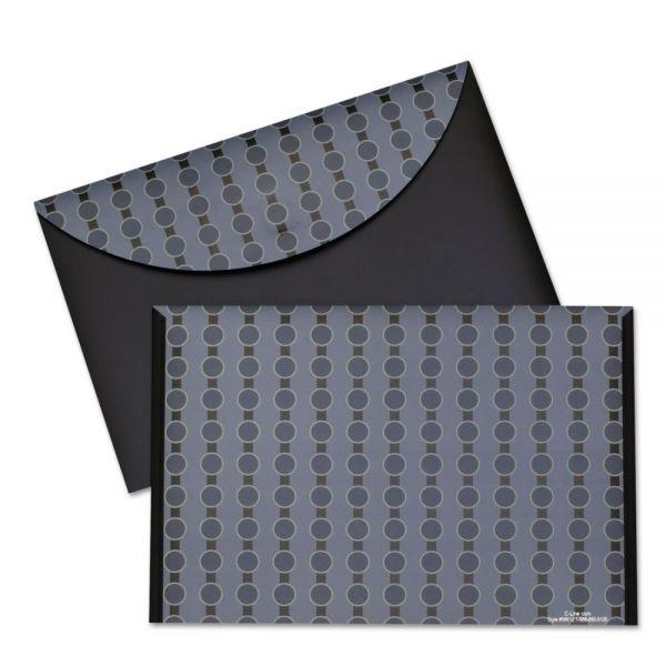 C-Line Circle Pattern Reusable Envelope