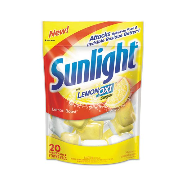 Sunlight Auto Dish Power Pacs