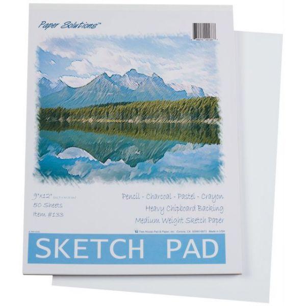 "Sketch Pad 9""X12"""